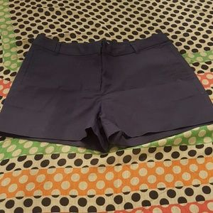 Body By Victoria *Size 8 *Shorts *Navy Blue*